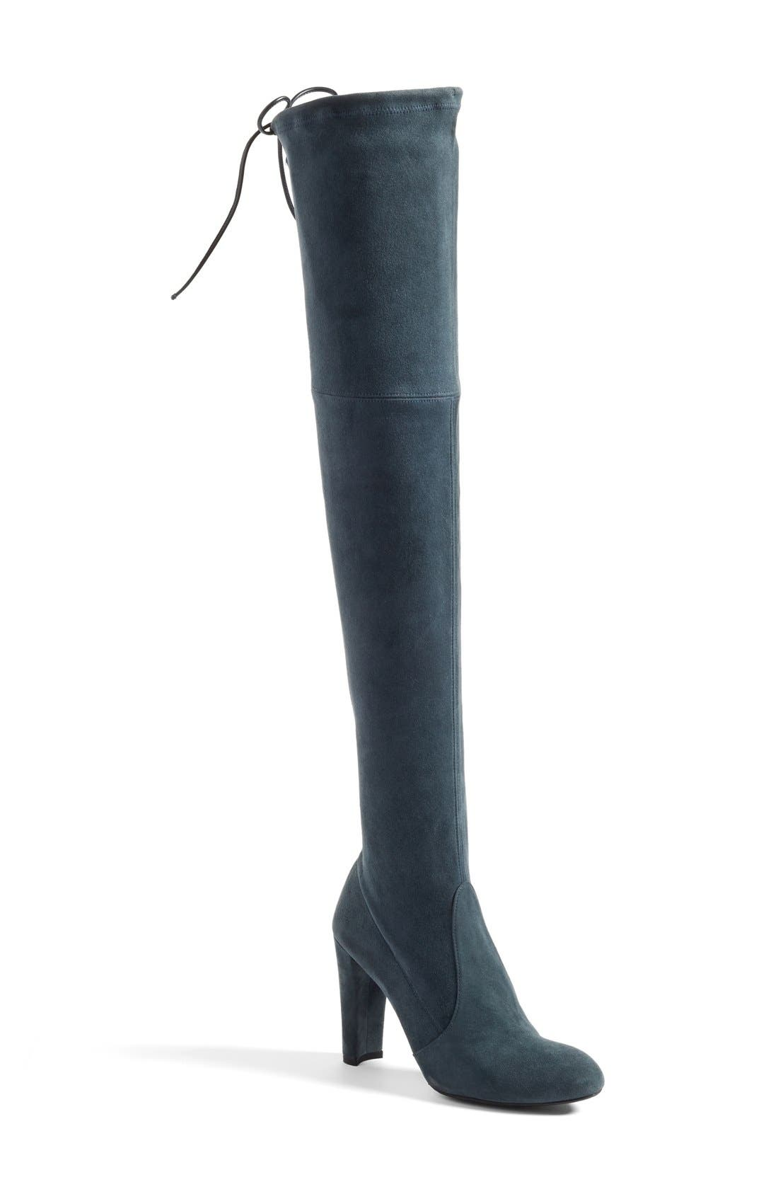 ,                             'Highland' Over the Knee Boot,                             Main thumbnail 25, color,                             022