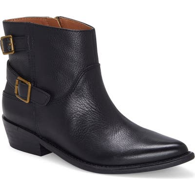 Lucky Brand Caelyn Bootie- Black