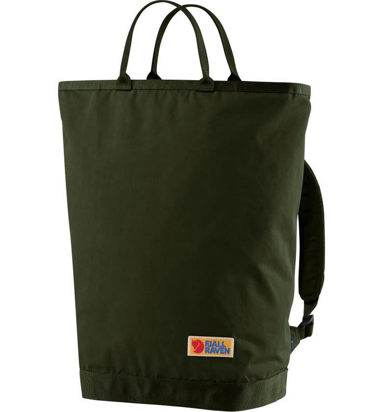 FJÄLLRÄVEN Vardag 20L Totepack, Main, color, DEEP FOREST
