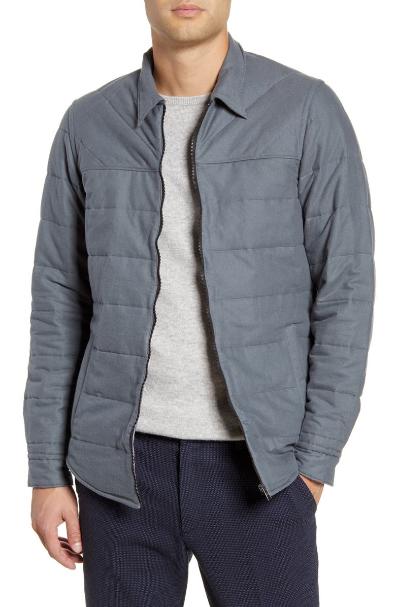 BOSS Landolfo Regular Fit Jacket, Main, color, 061
