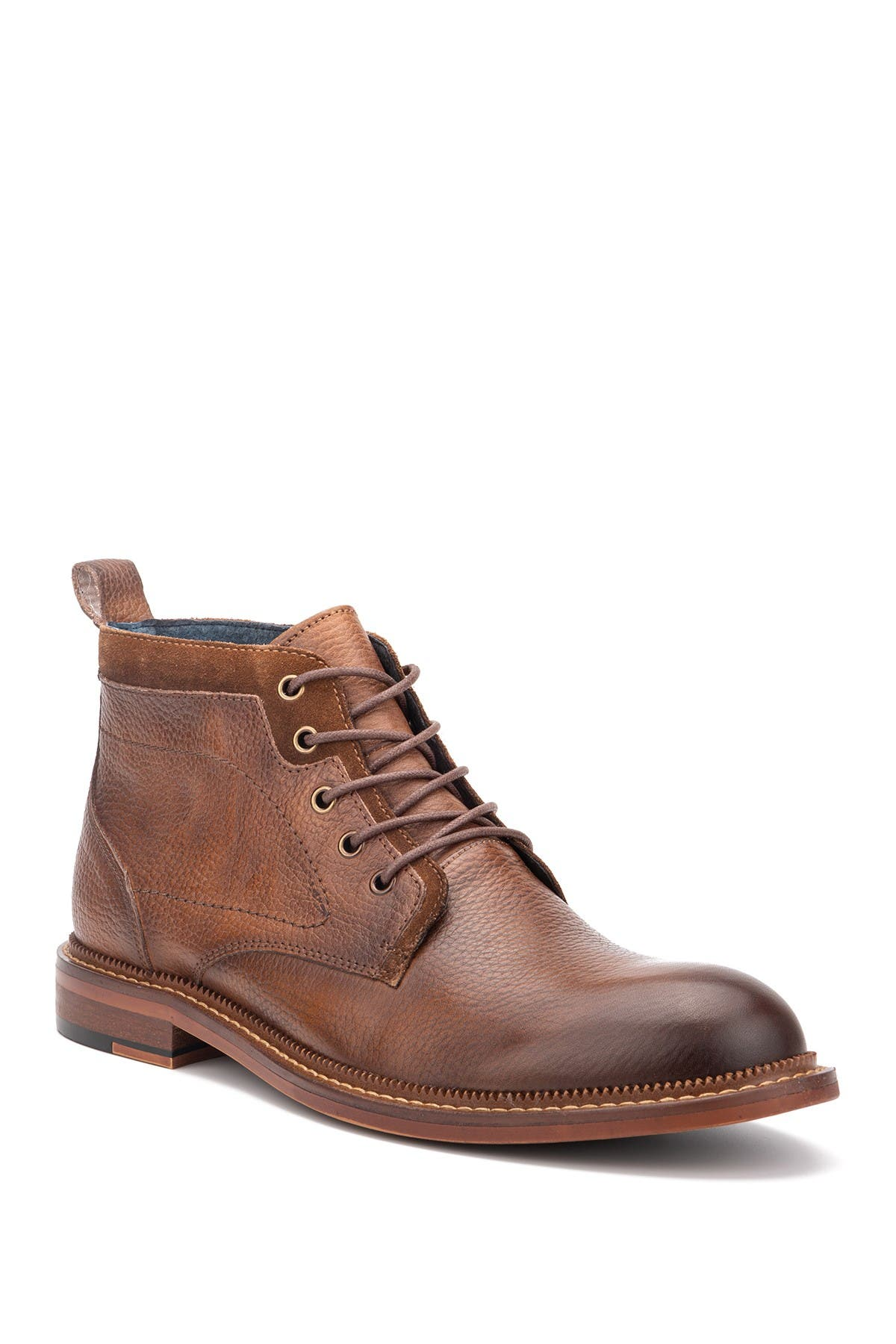 Image of Vintage Foundry Rowell Leather Chukka Boot