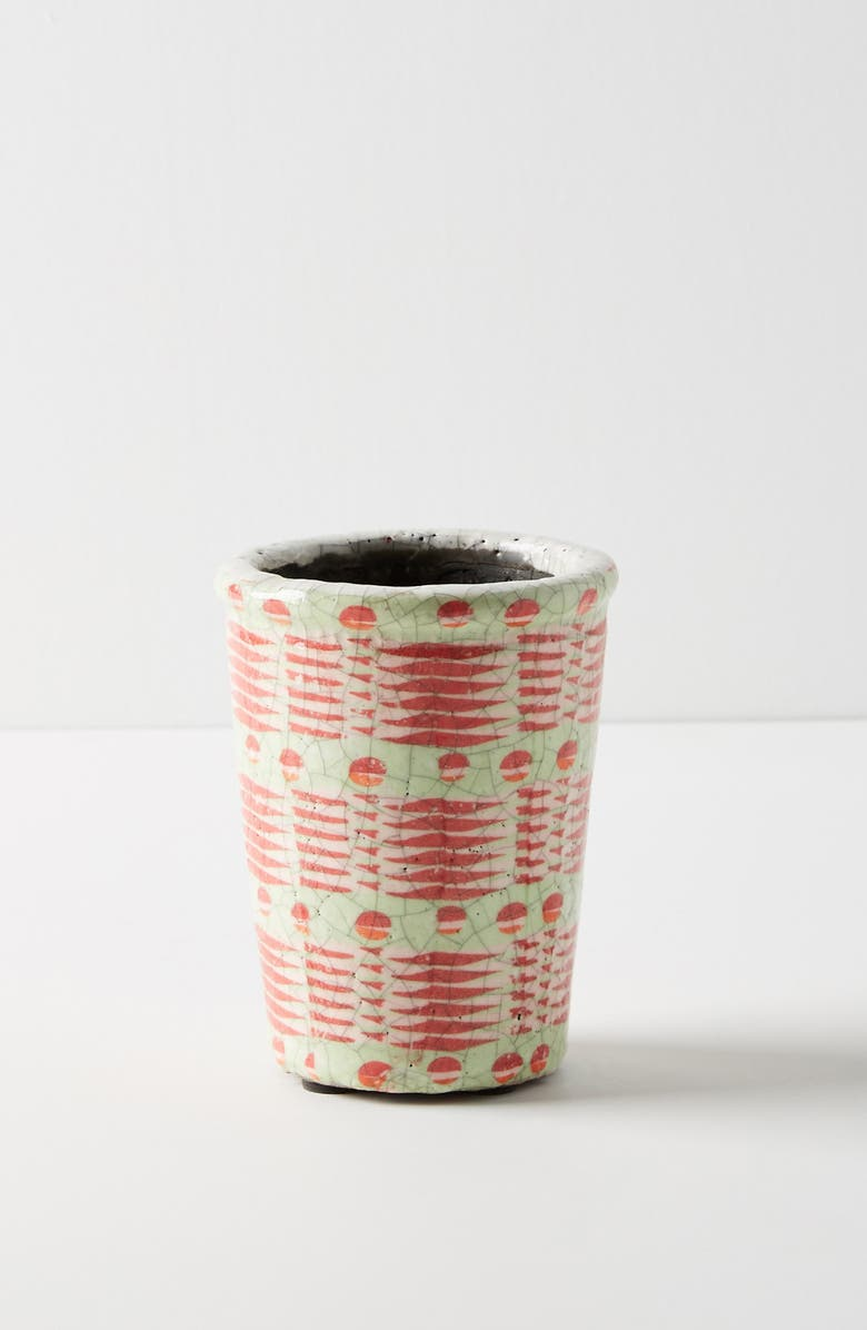 ANTHROPOLOGIE Marnie Pot, Main, color, MINT