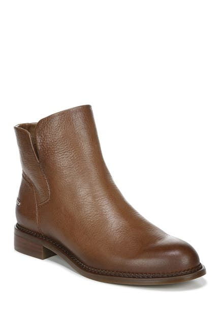 Image of Franco Sarto Happily Leather Ankle Boot