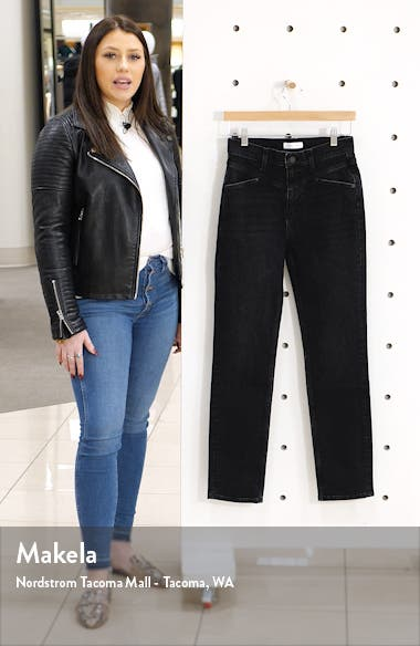 McGraw High Waist Bootcut Jeans, sales video thumbnail