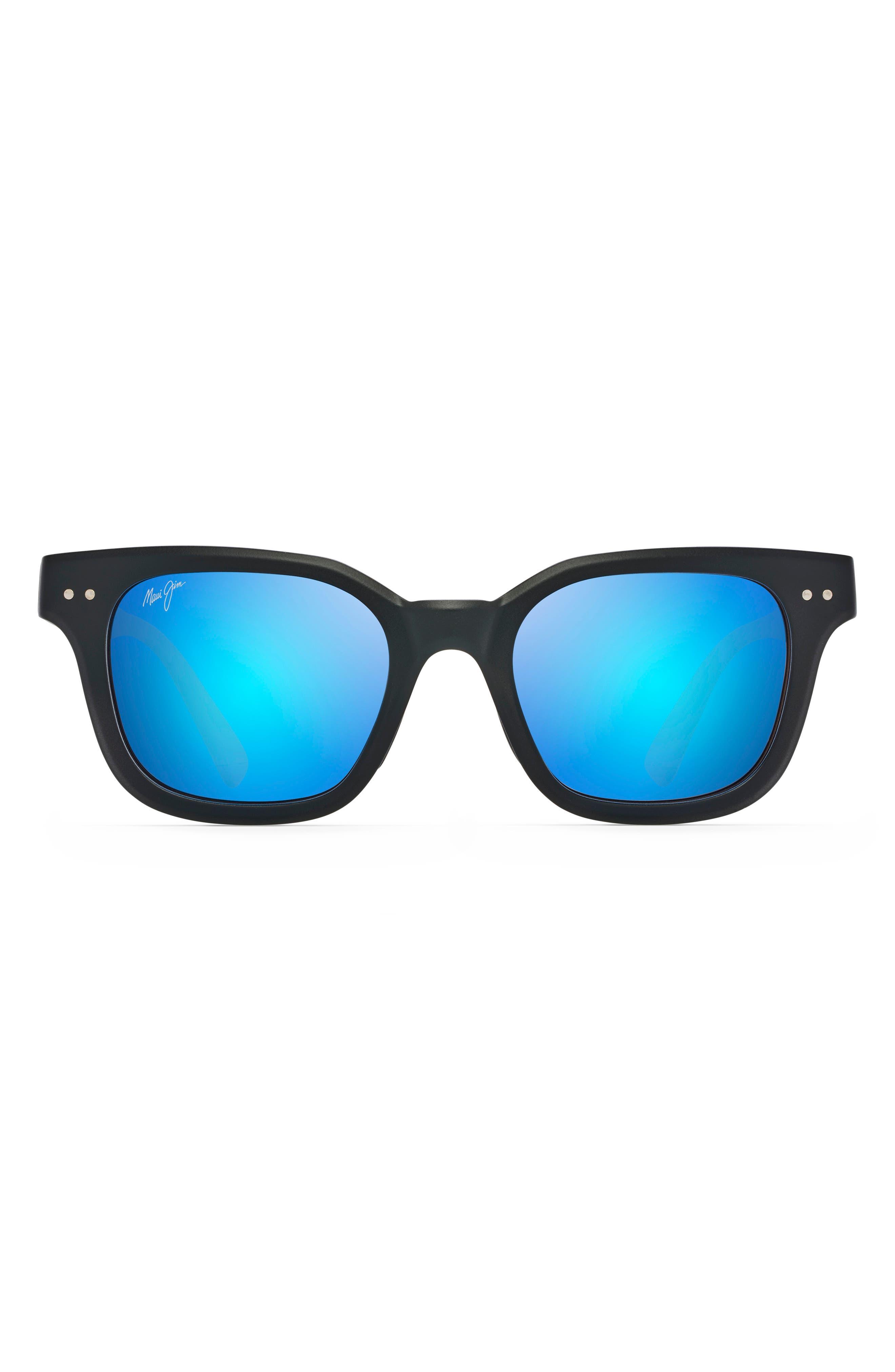 Shore Break 50mm Polarizedplus2 Mirrored Sunglasses