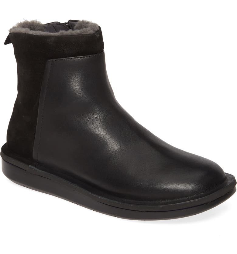 CAMPER Formiga Boot, Main, color, BLACK LEATHER