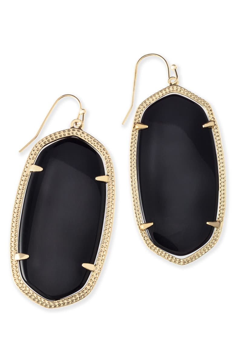 KENDRA SCOTT Danielle Pendant Earrings, Main, color, 001