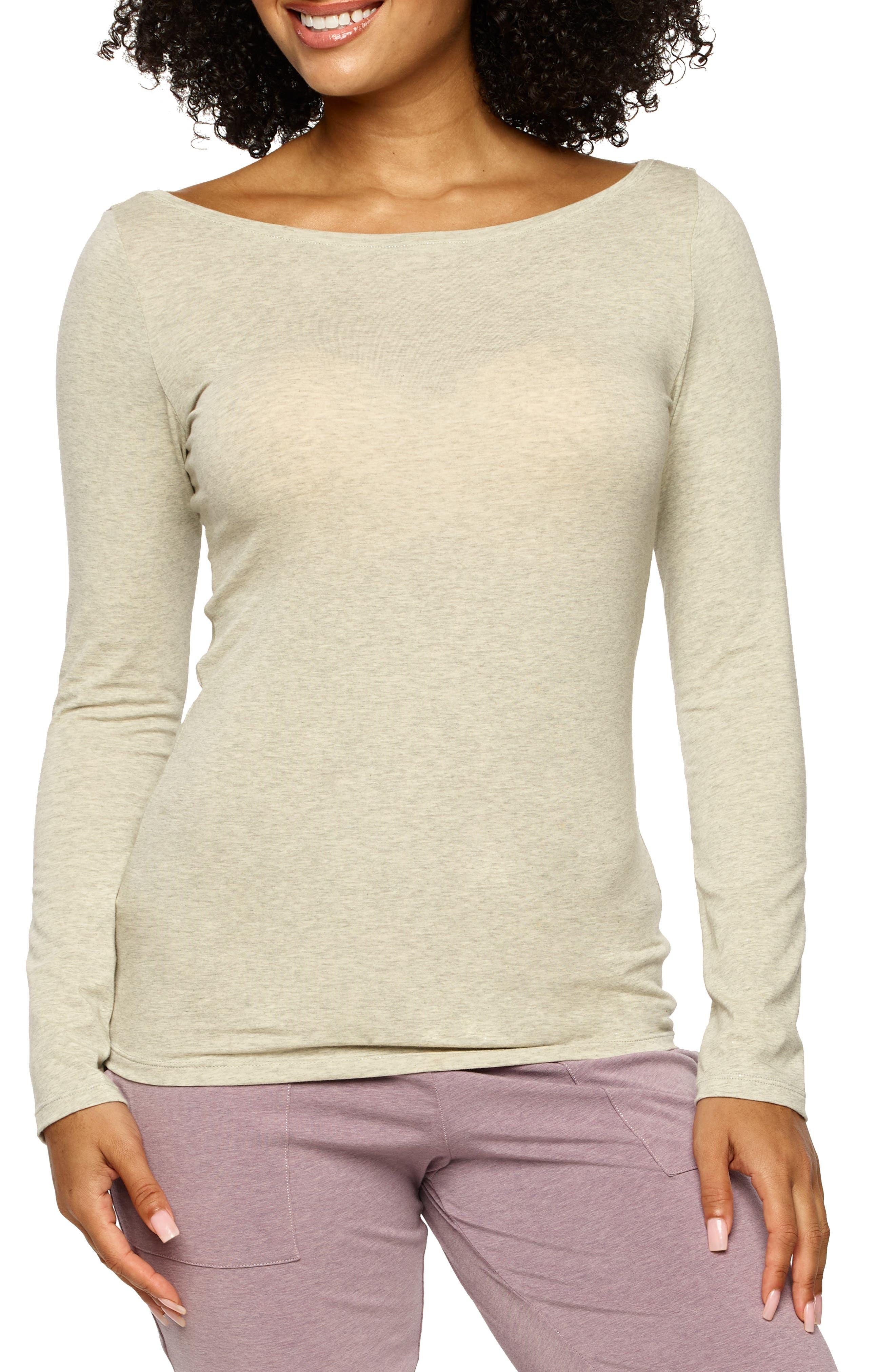 Organics Long Sleeve T-Shirt