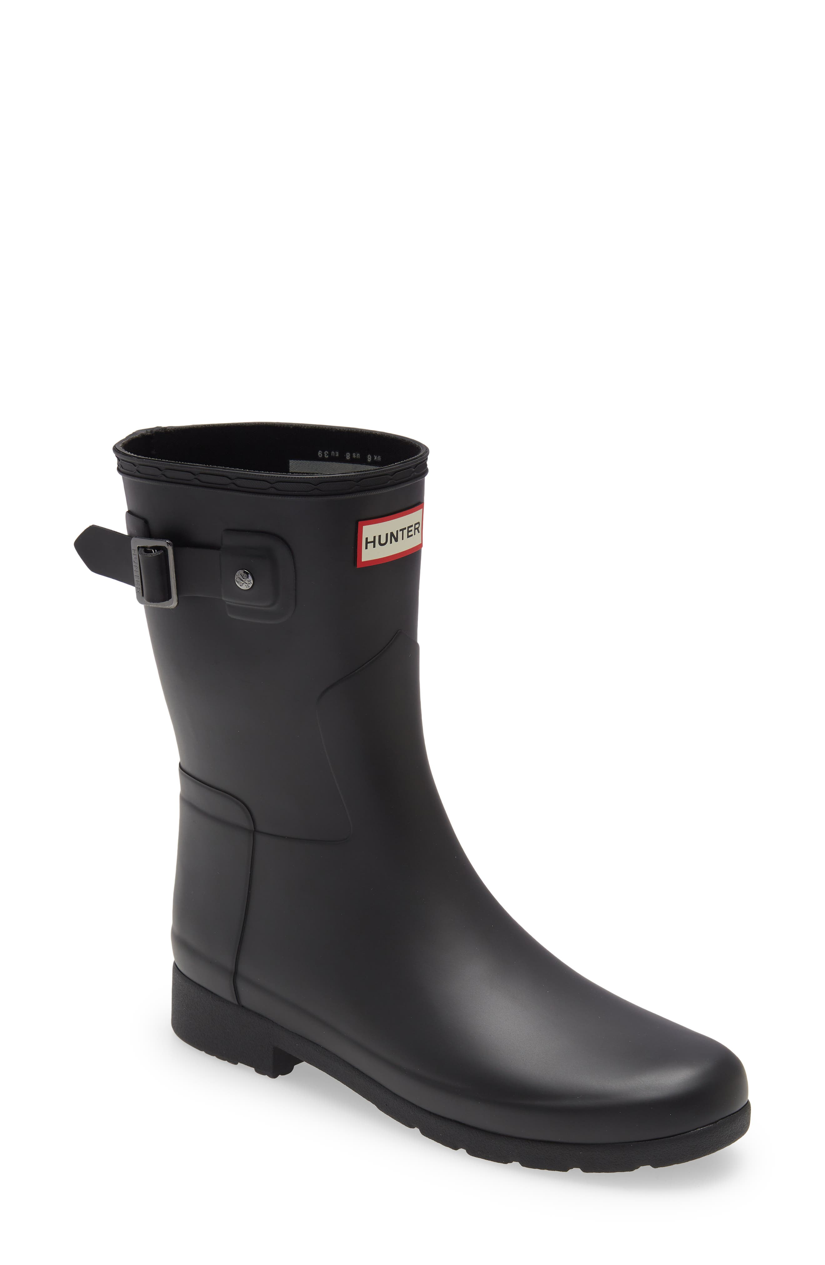Original Refined Short Rain Boot