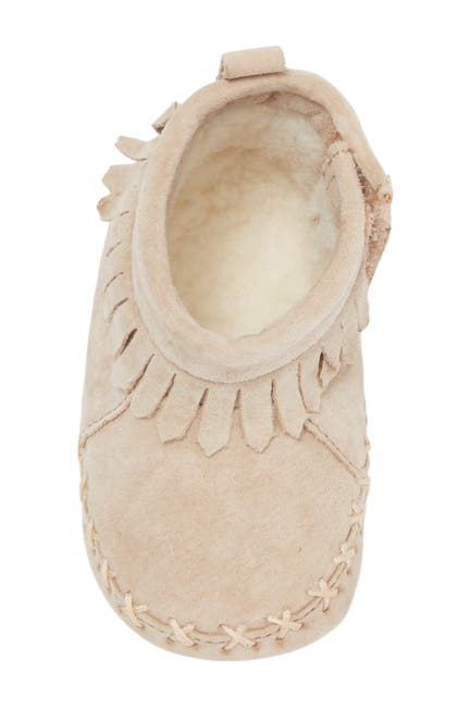 Image of Robeez Cozy Faux Fur Lined Moccasin