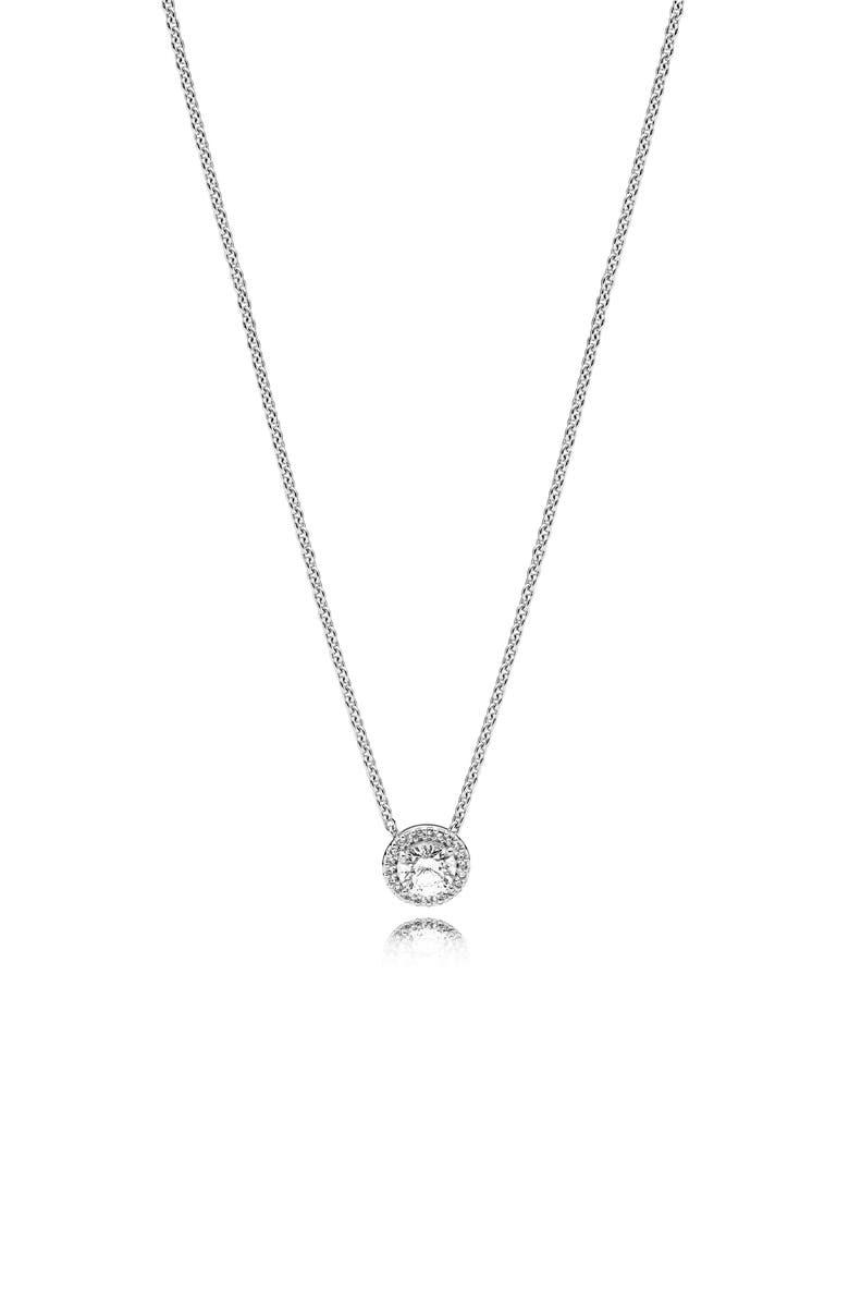 Pandora Classic Elegance Pendant Necklace Nordstrom
