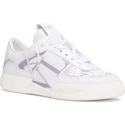 Valentino Garavani Vltn Logo Sneaker, White