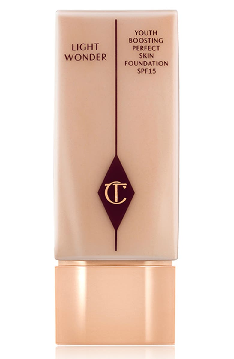 CHARLOTTE TILBURY Light Wonder Foundation SPF 15, Main, color, 5 MEDIUM