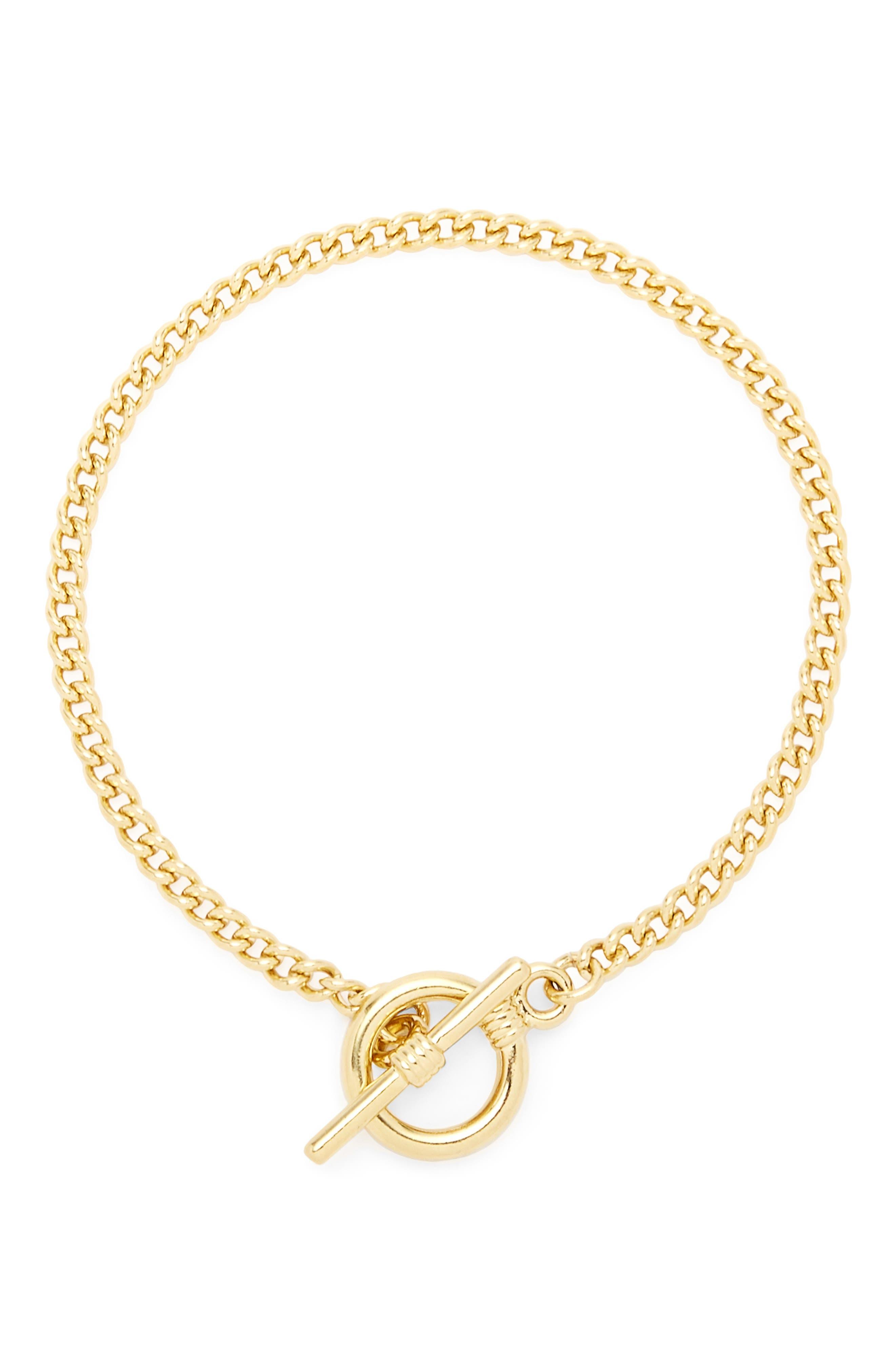 Maeve Toggle Bracelet