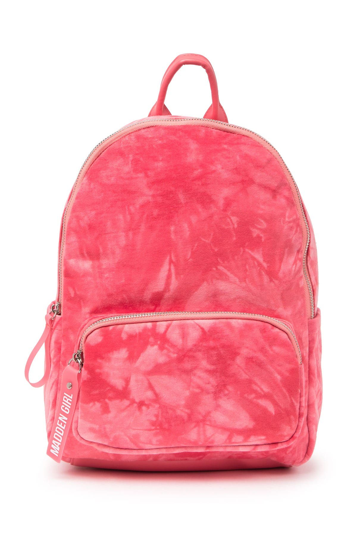 Image of Madden Girl Tie-Dyed Jersey Mini Backpack