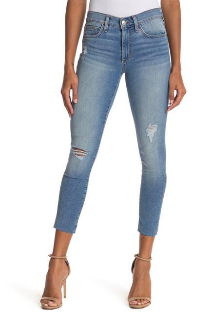Image of Joe's Jeans Mid Rise Crop Skinny Jeans