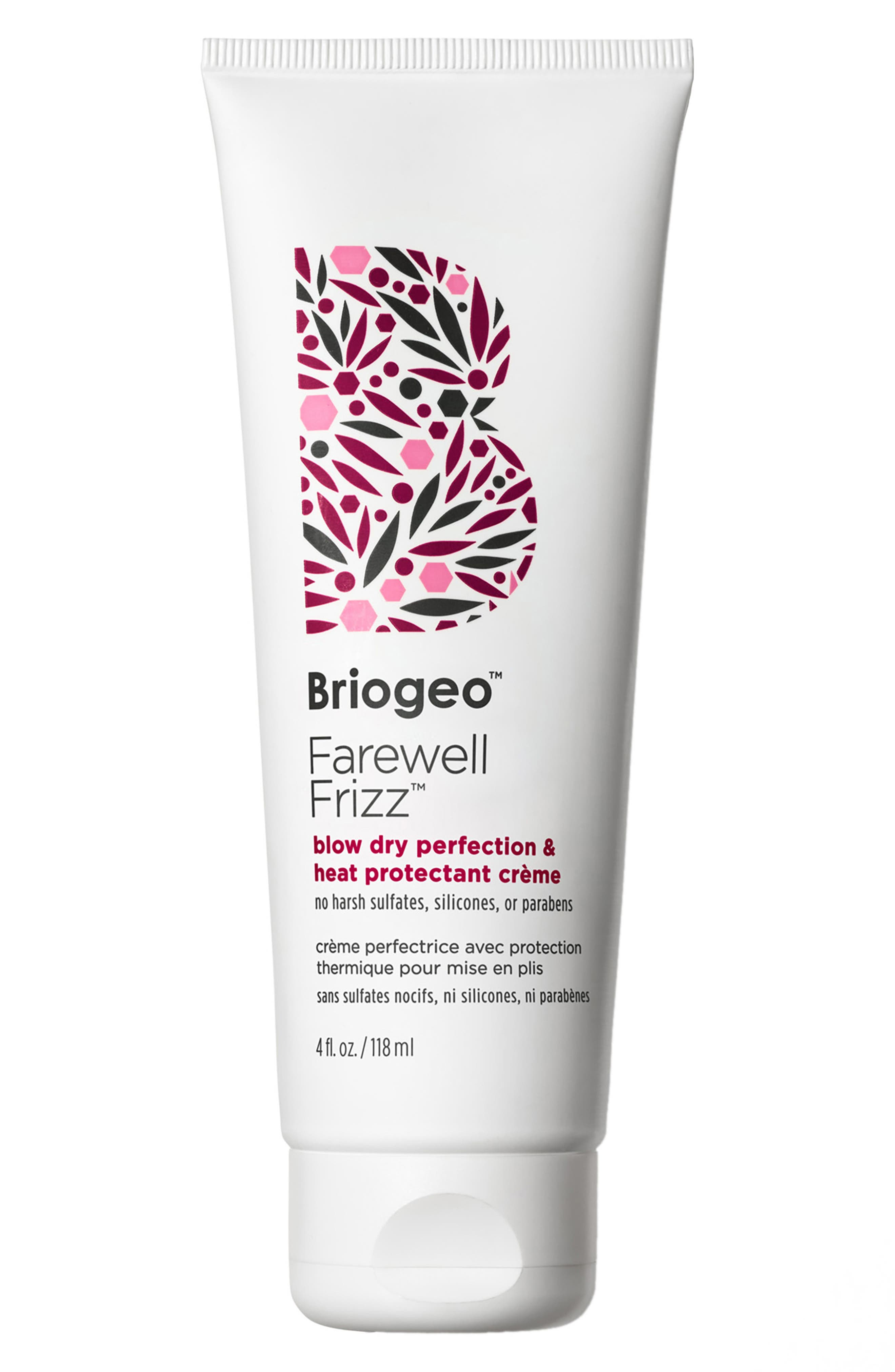 Farewell Frizz Blow Dry Perfection And Heat Protectant Creme
