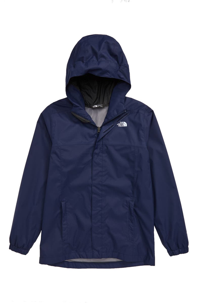 THE NORTH FACE Resolve Waterproof Jacket, Main, color, 403