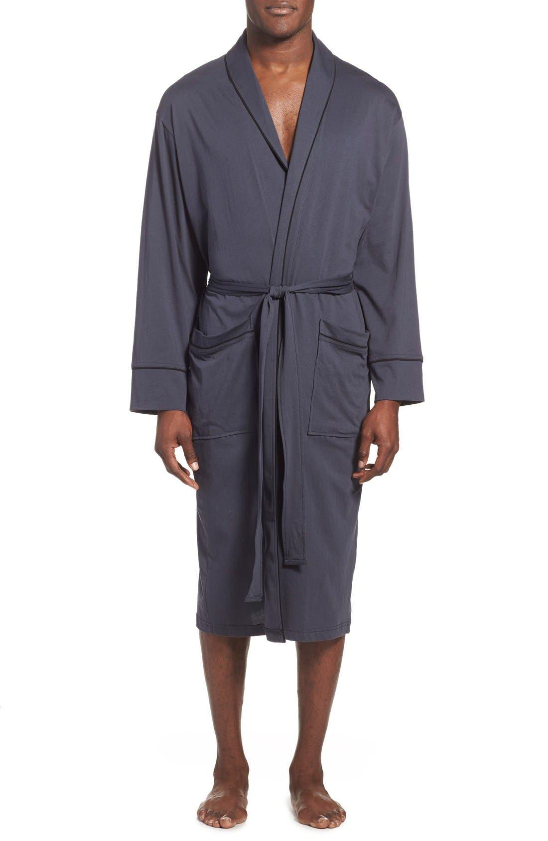 Peruvian Pima Cotton Robe