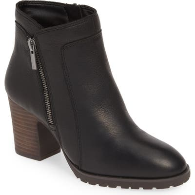 Lucky Brand Nilafa Waterproof Bootie, Black