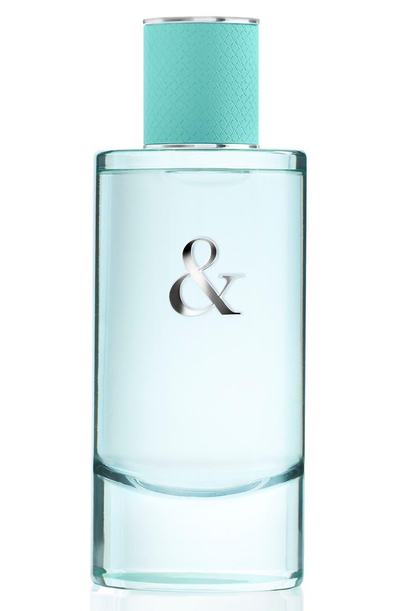 TIFFANY & CO. Tiffany & Love Eau de Parfum for Her, Main, color, NO COLOR
