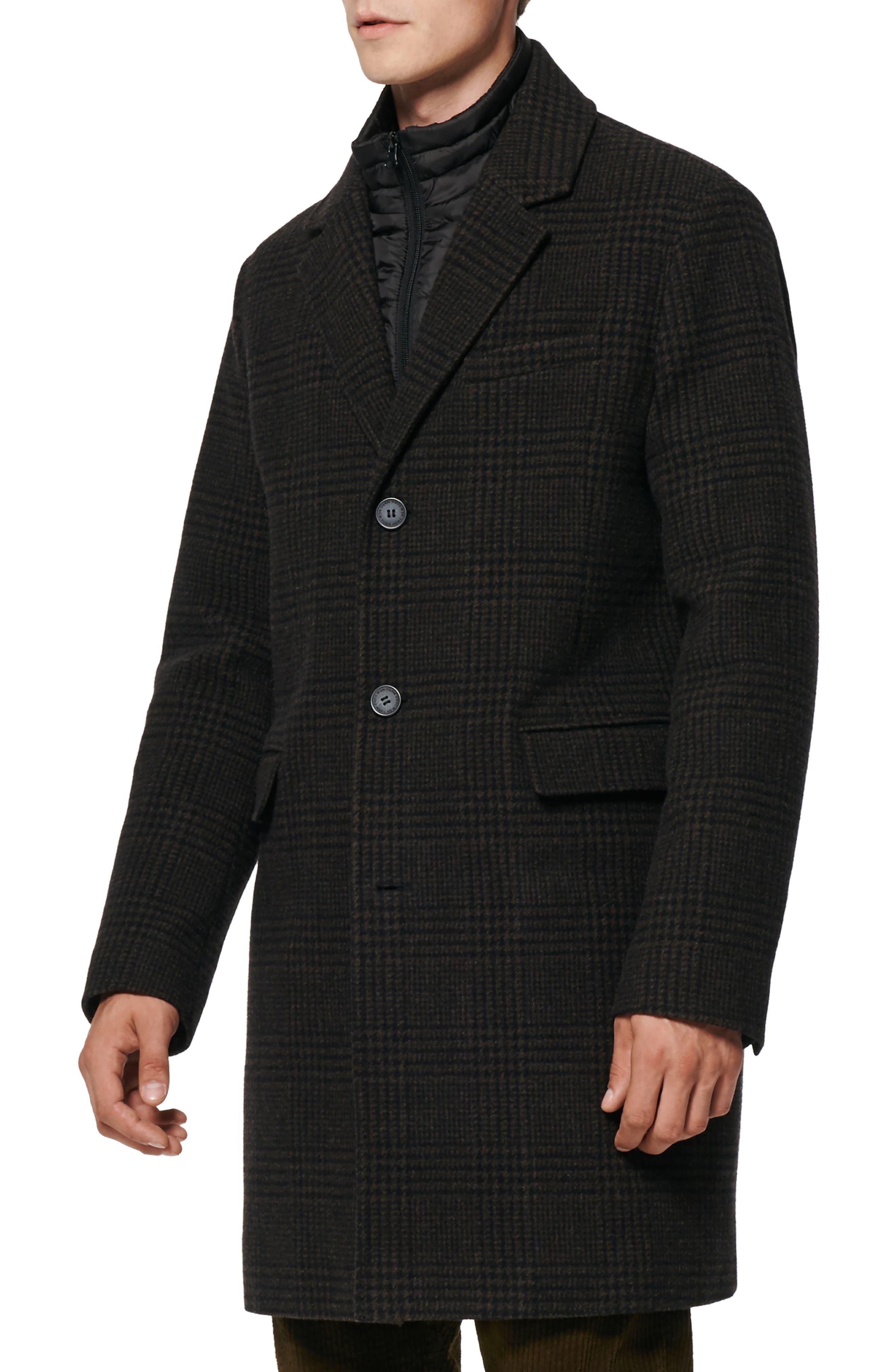 Riegel Wool Blend Overcoat