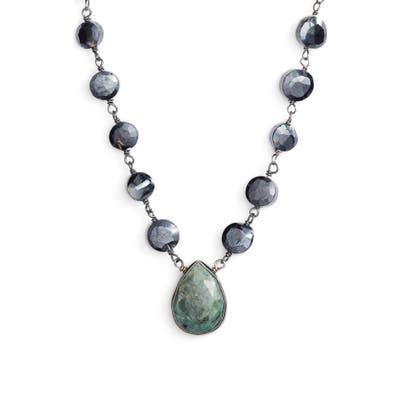 Ela Rae Ara Collar Necklace