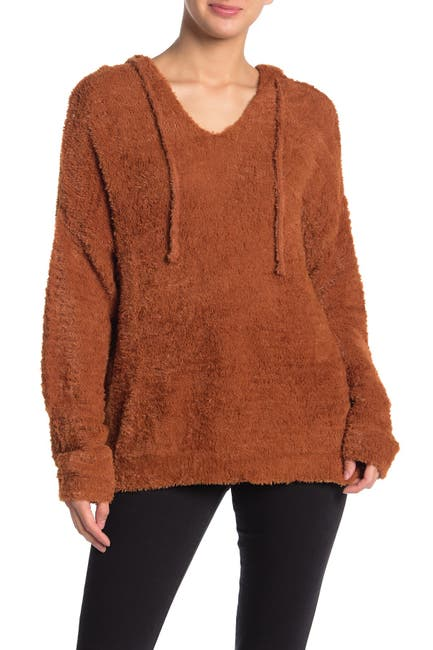 Image of Lush V-Neck Pullover Sweater