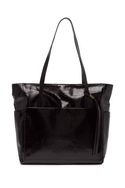 Image of Hobo Hero Leather Tote Bag