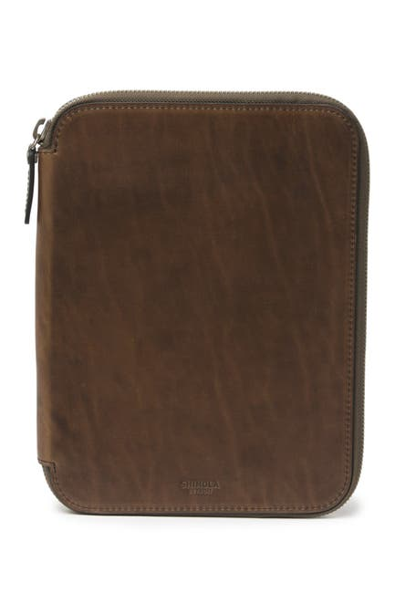 Image of Shinola Leather Navigator Tech Portfolio
