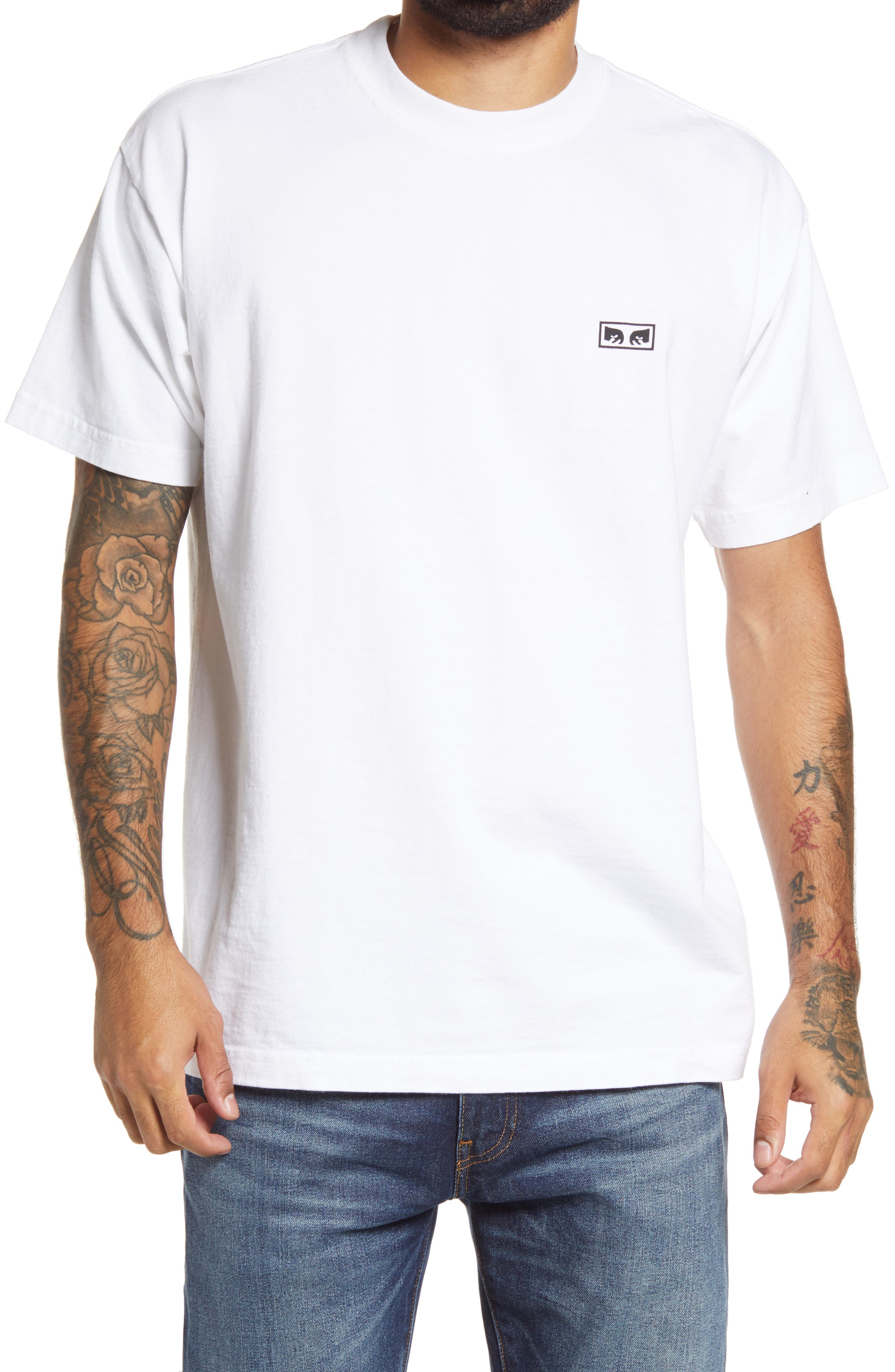 Image of Obey Eyes 3 T-Shirt