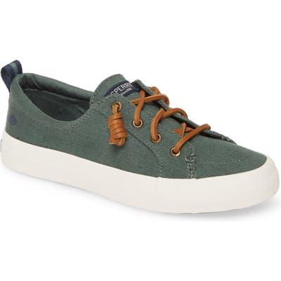 Sperry Crest Vibe Sneaker, Green
