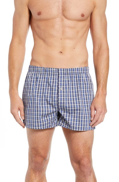 Hanro Tops FANCY COTTON BOXERS