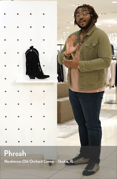 Destry Western Boot, sales video thumbnail