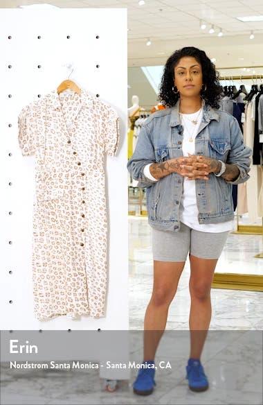 Coady Linen Shirtdress, sales video thumbnail