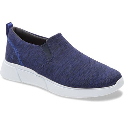 Hush Puppies Cooper Slip-On Sneaker, Blue