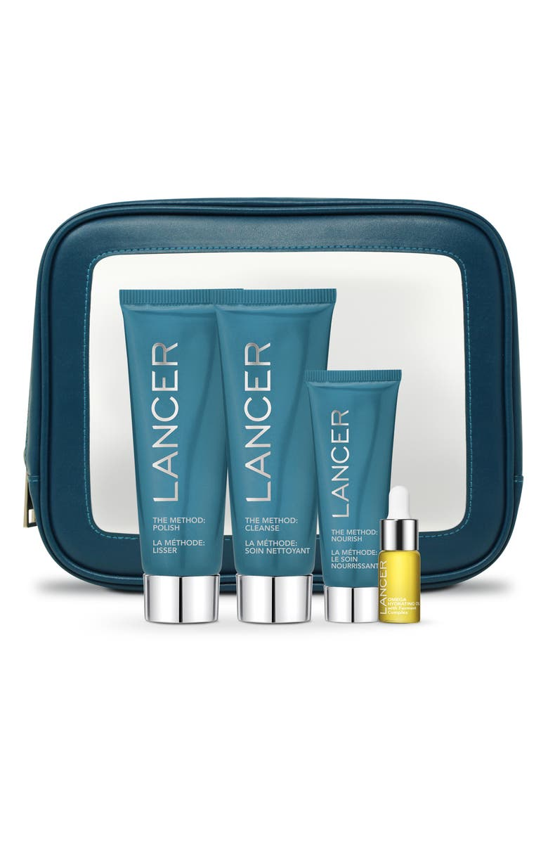 LANCER SKINCARE The Method Introduction Set for Normal Skin Types, Main, color, NO COLOR