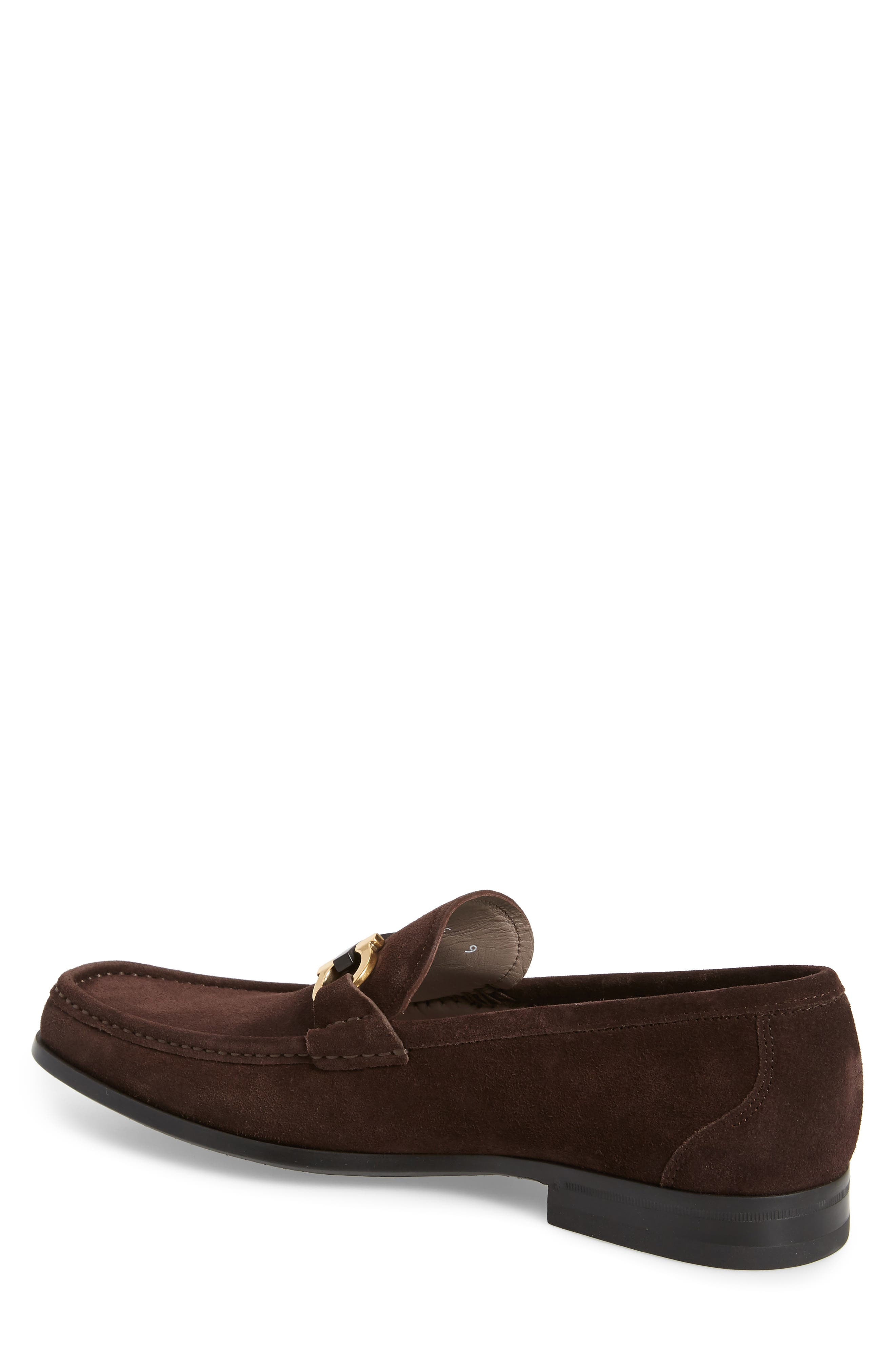 ,                             Grandioso Bit Loafer,                             Alternate thumbnail 2, color,                             BROWN SUEDE