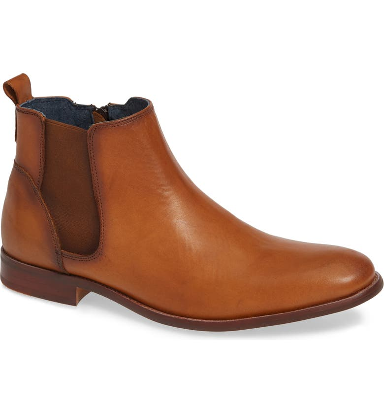 Jump Collin Plain Toe Chelsea Boot Men