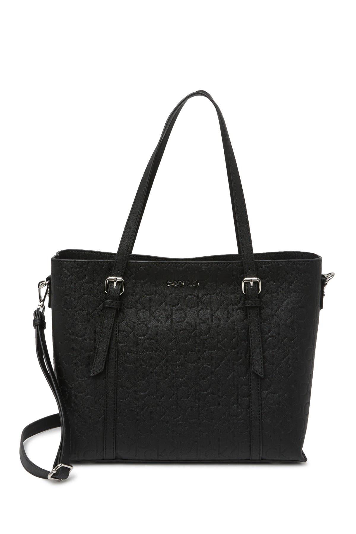 Image of Calvin Klein Novelty Shoulder Bag Tote