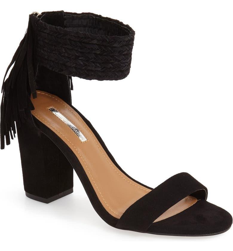 BCBGENERATION 'Calizi' Sandal, Main, color, 001