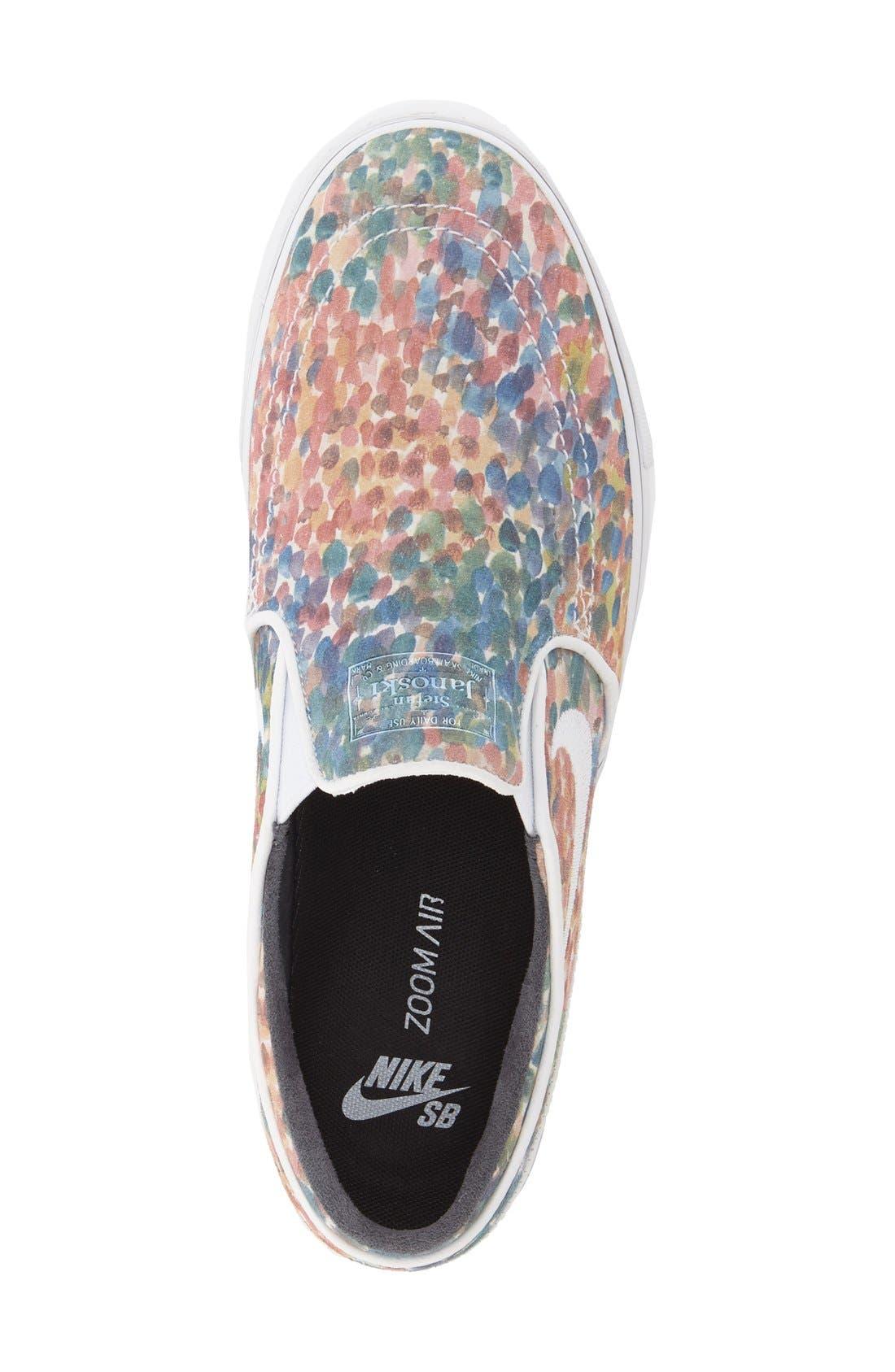 ,                             'SB Zoom Stefan Janoski' Slip-On Premium Sneaker,                             Alternate thumbnail 10, color,                             101