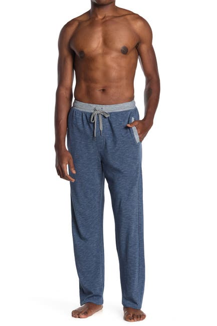 Image of Joe's Jeans Slub Knit Contrast Trim Pants
