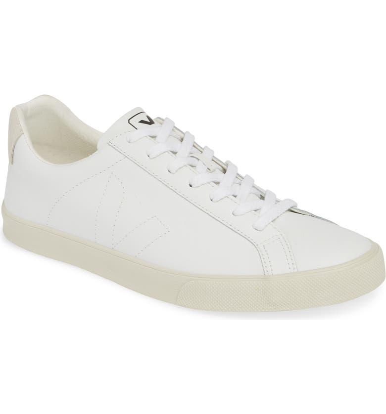 VEJA Esplar Sneaker, Main, color, EXTRA WHITE LEATHER