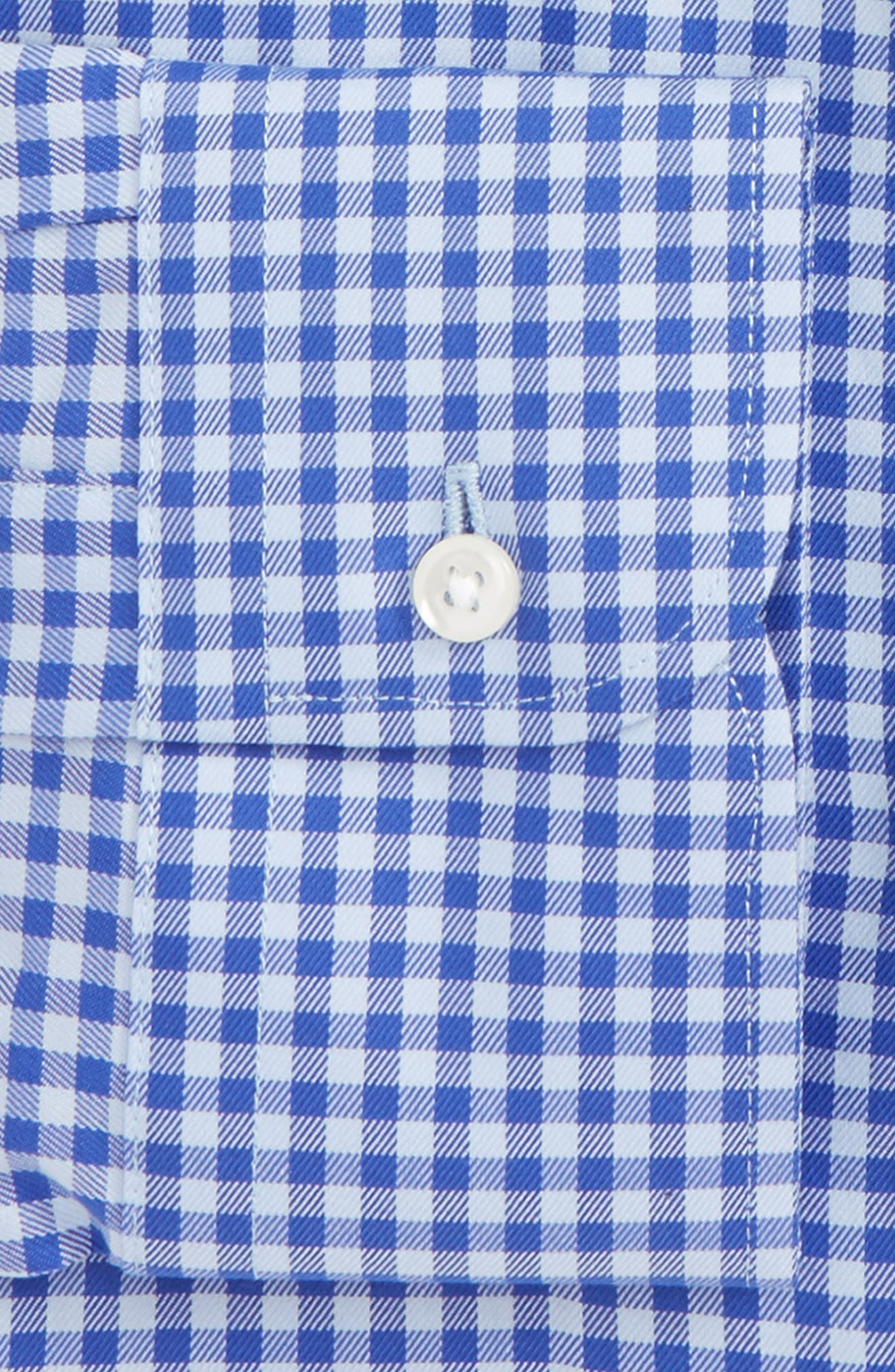 ,                             Traditional Fit Non-Iron Gingham Dress Shirt,                             Alternate thumbnail 59, color,                             422