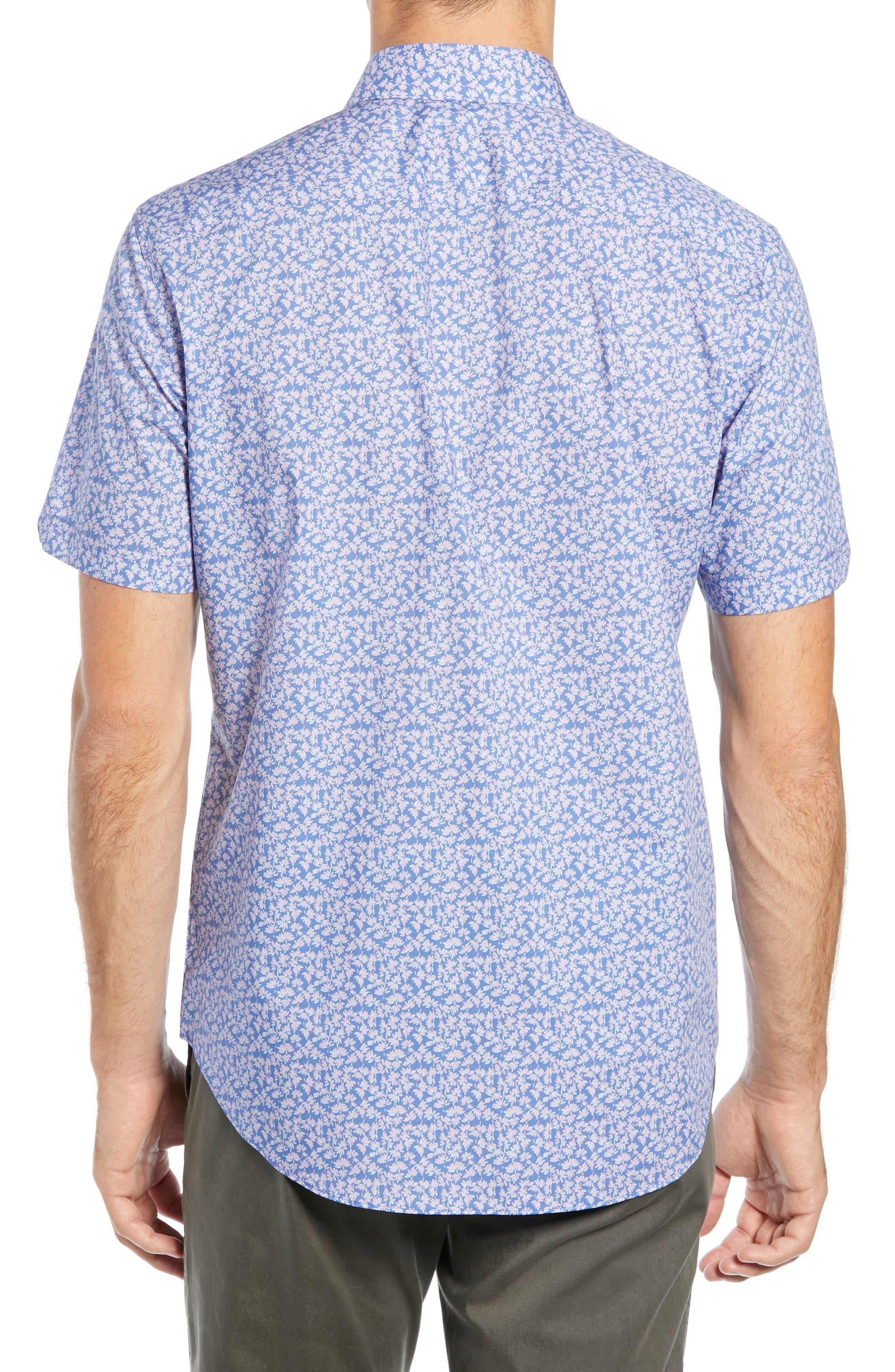 ,                             Wadley Regular Fit Print Sport Shirt,                             Alternate thumbnail 2, color,                             500
