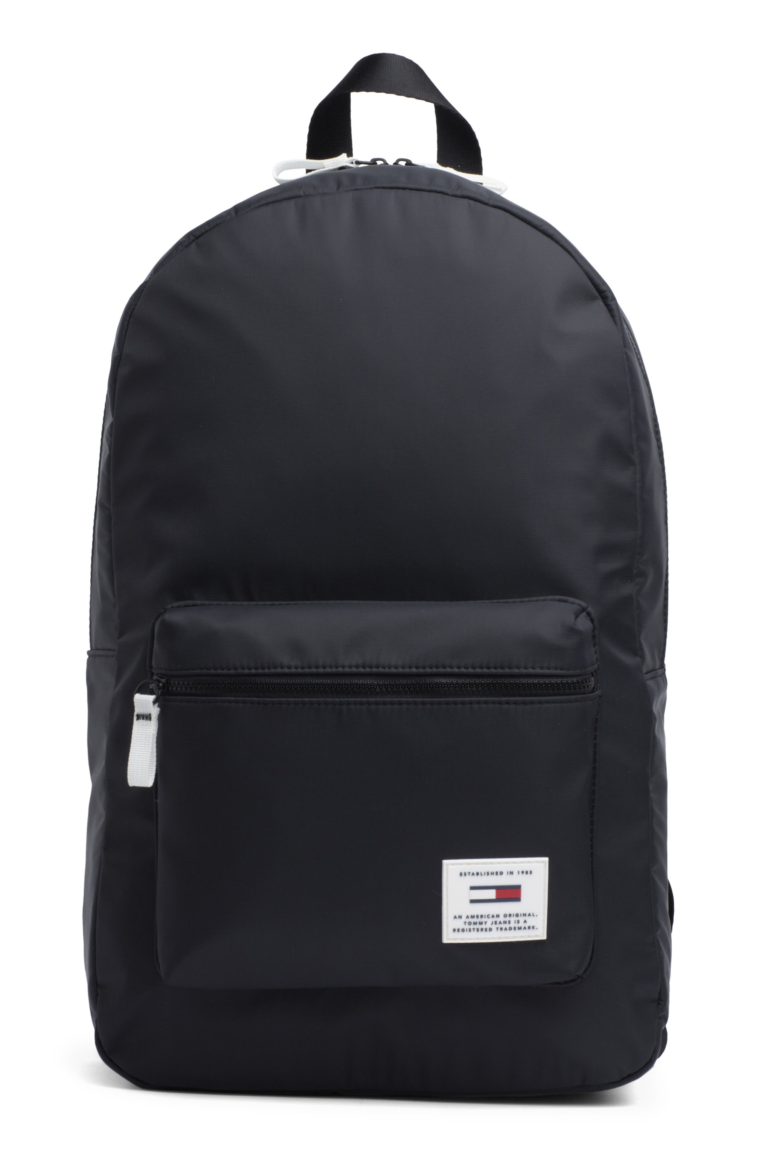 ,                             Urban Tech Backpack,                             Main thumbnail 1, color,                             BLACK