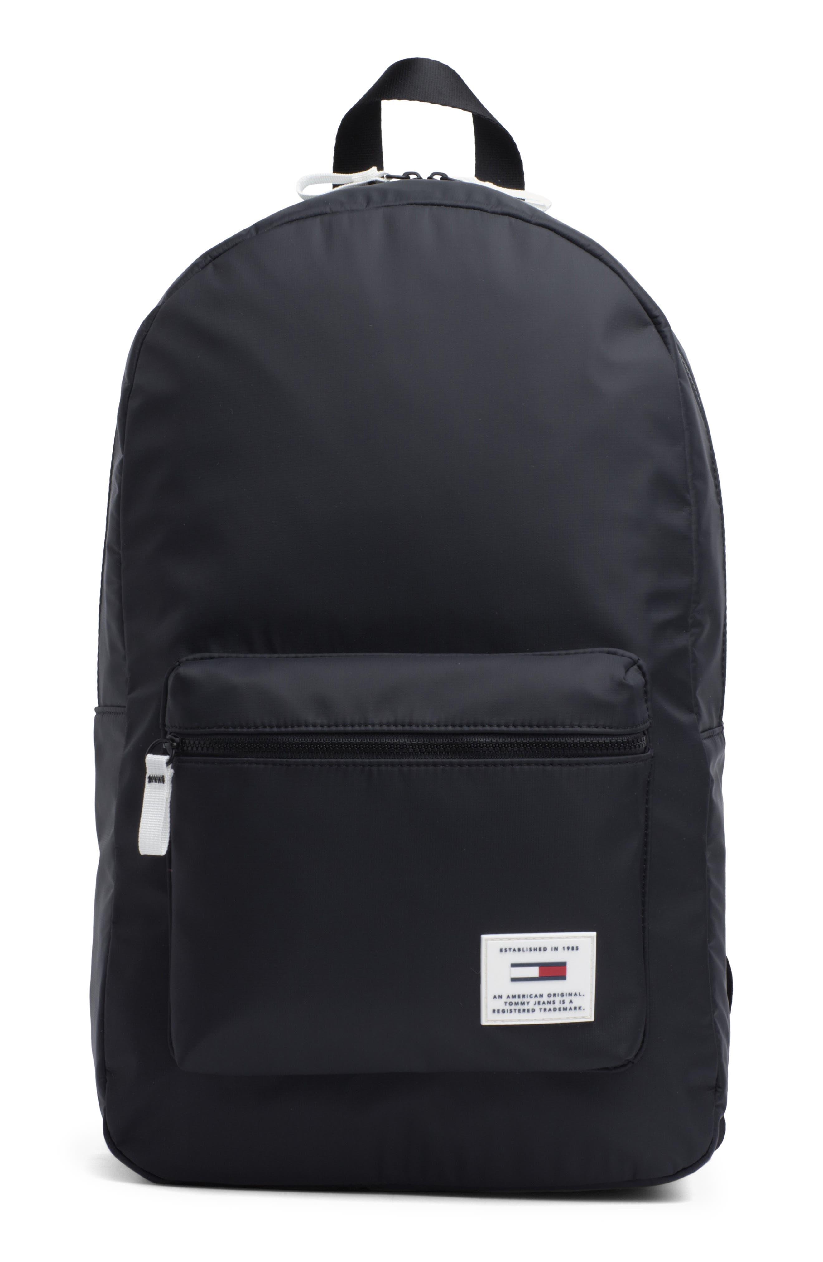 Urban Tech Backpack, Main, color, BLACK