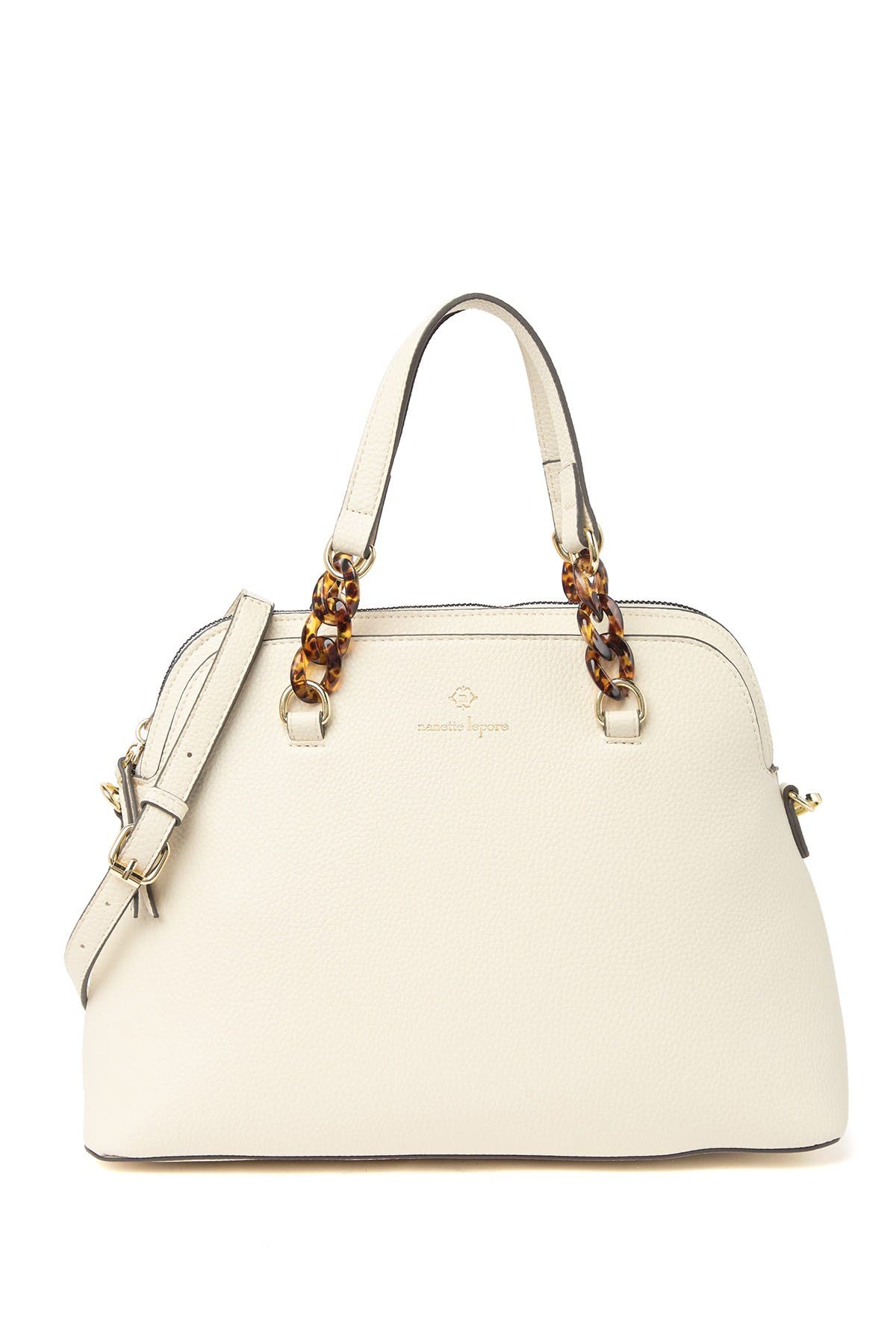 Image of Nanette Lepore Brinley Dome Satchel Bag