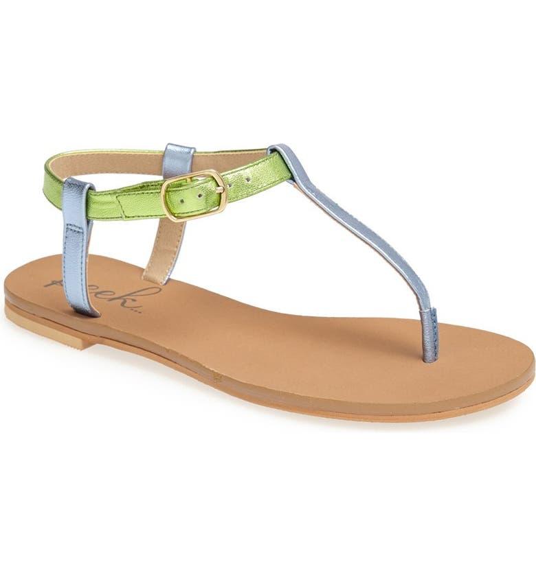 PEEK AREN'T YOU CURIOUS Peek 'Arabella' Sandal, Main, color, 440